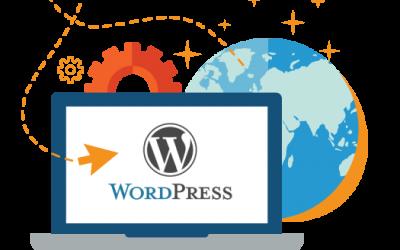 Créer un site WordPress à Nos Clients