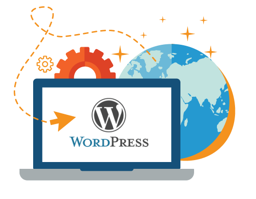Création de site Internet WordPress à Nos Clients