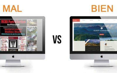 10 erreurs à éviter sur le site Web – Conseils aux petites entreprises